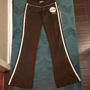 Hollister Athletic pants. Track pants size small